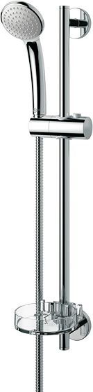 GAR.DE DOUCHE F100 1 JET 60CM CHROME