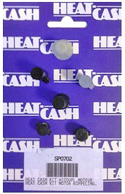 MOTOR KOPPELING KIT HEAT CASH
