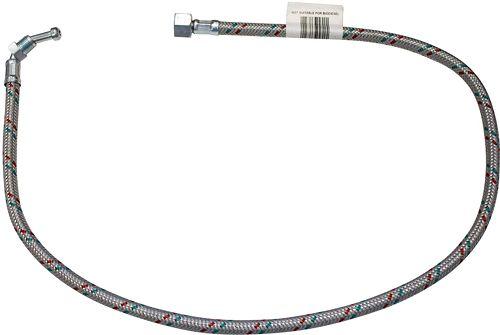 FLEXIB.COUDE BRULEUR BGK RIEL.3/8F-1/4M