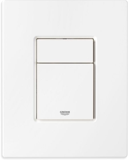 PLAQUE 2-TOUCHES COSMO CHROME MAT GROHE
