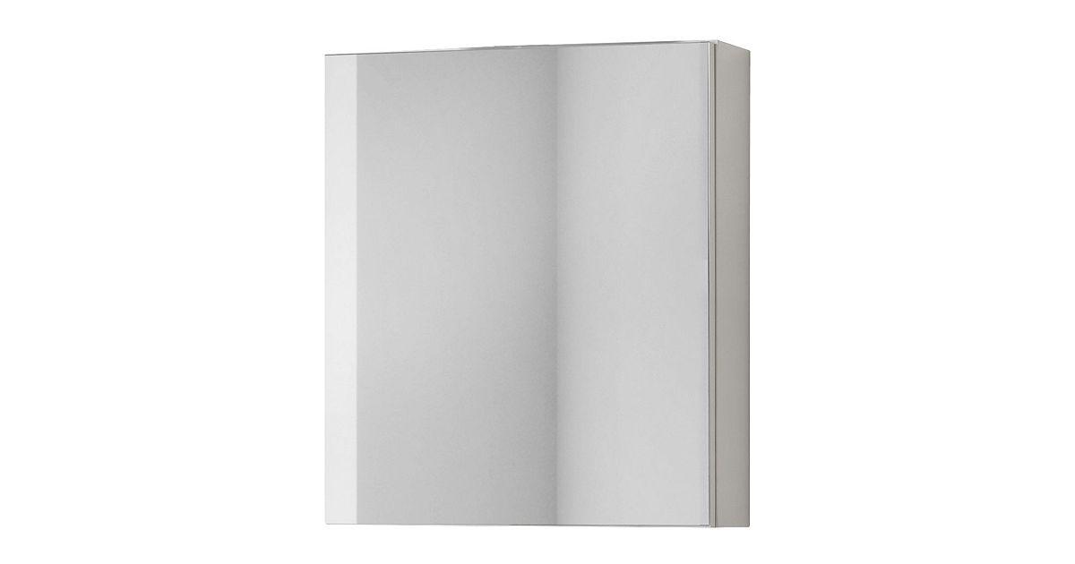 Nieuwe Badkamer Berekenen ~ spiegelkast bizzy 1 deur omk 60cm wit  desco be