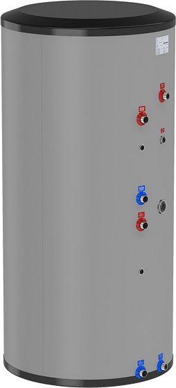 ZONNEBOILER INOX FLAMCO 750L DUBB.SPIR.