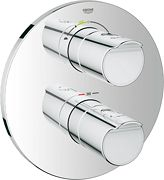 AFWERKSET THERM2000 GROHE+OMST.