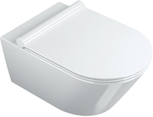 WC SUSPENDU 50CM CATALANO BLANC