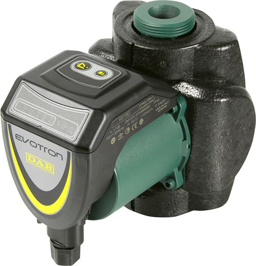 CV CIRCULATOR EVOTRON DAB 60/130 1/2""
