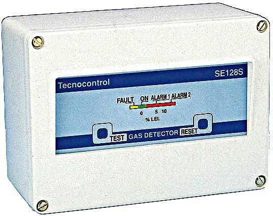 DETECTION GAS POUR 1 SONDE
