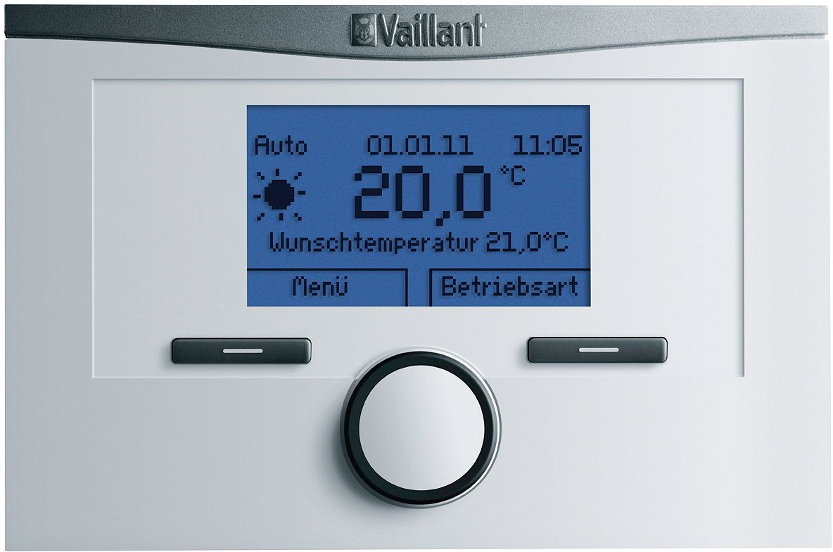 WEERSAFH.REGEL.CALORMATIC VRC450F VAILL.