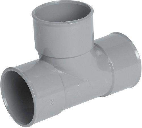 PVC T BICHE FFF 90° 50MM