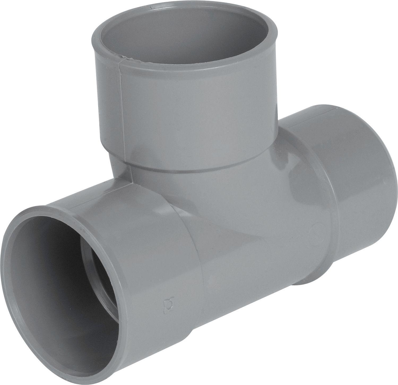 PVC GEBOGEN T MFF 90° 32MM