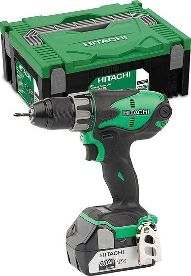 VISSEUSE SANS FIL HITACHI 18V +2 BATTER.