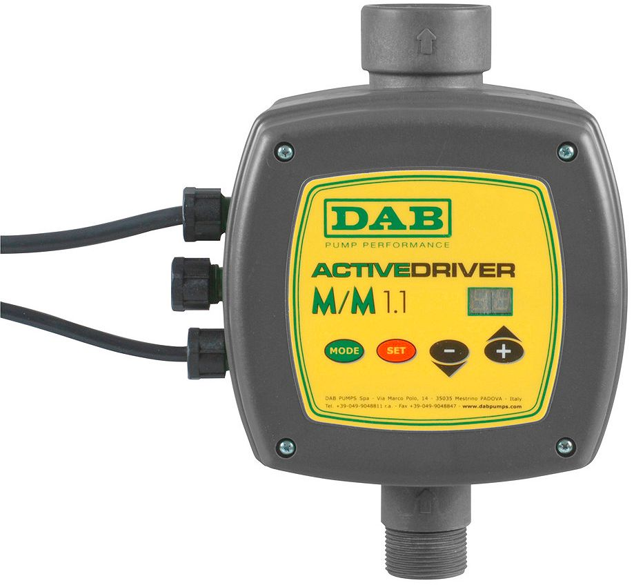 FREQUENTIEREGEL.M/M 1.1 ACTIVE DRIVE.DAB
