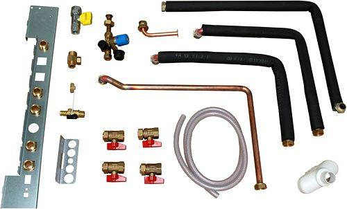 AANSLUITSET CV+SWW CALORA TOW.GAS LINKS