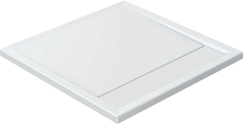 TUB ACR.STRADA 170X90 INCL.PLAQ.IS BLANC