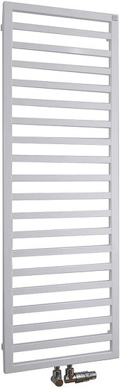 RADIATOR QUARO 600X1835 MM WIT 966W