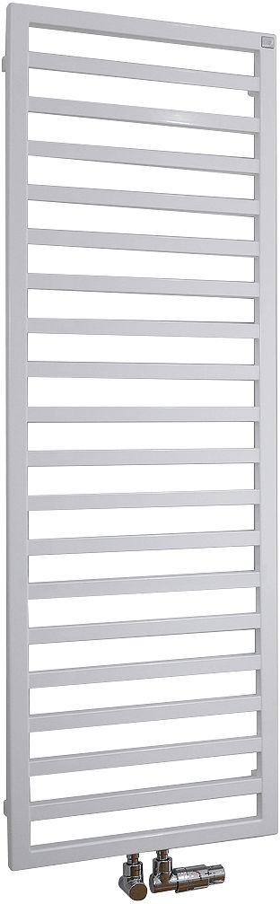 RADIATOR QUARO 450X1835 MM WIT 761W