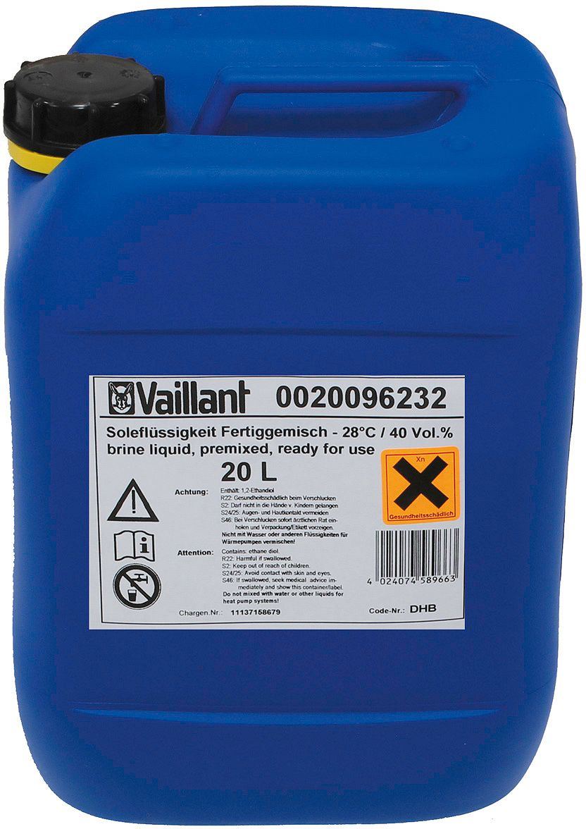 VLOEISTOFCONCENTR.GEOTHERM VAILL.20L