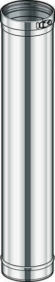 TUBE SMPL PAR.INOX COND.POUJ.180 95CM