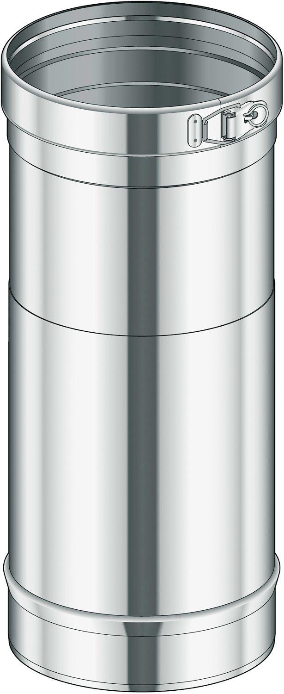 INOX ENKELW BUIS CONDEN.POUJ.150 25-40CM