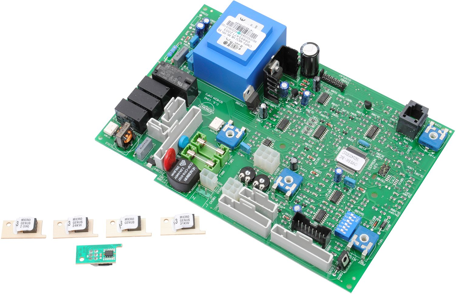 CIRCUIT CMP3-MCU HS MI/MFFI 3S ARISTON