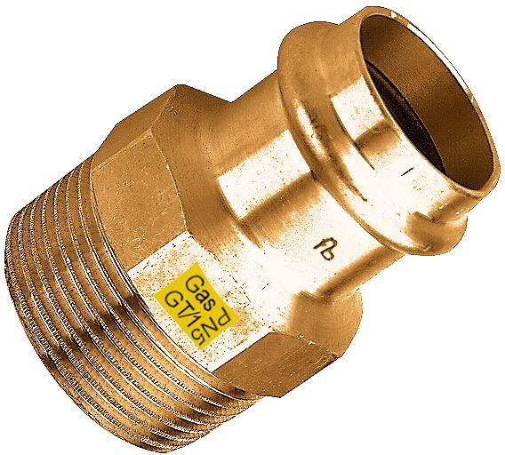 """FRABOPRESS GAZ RACCORD M TYPE-V 1/2""""-22"""