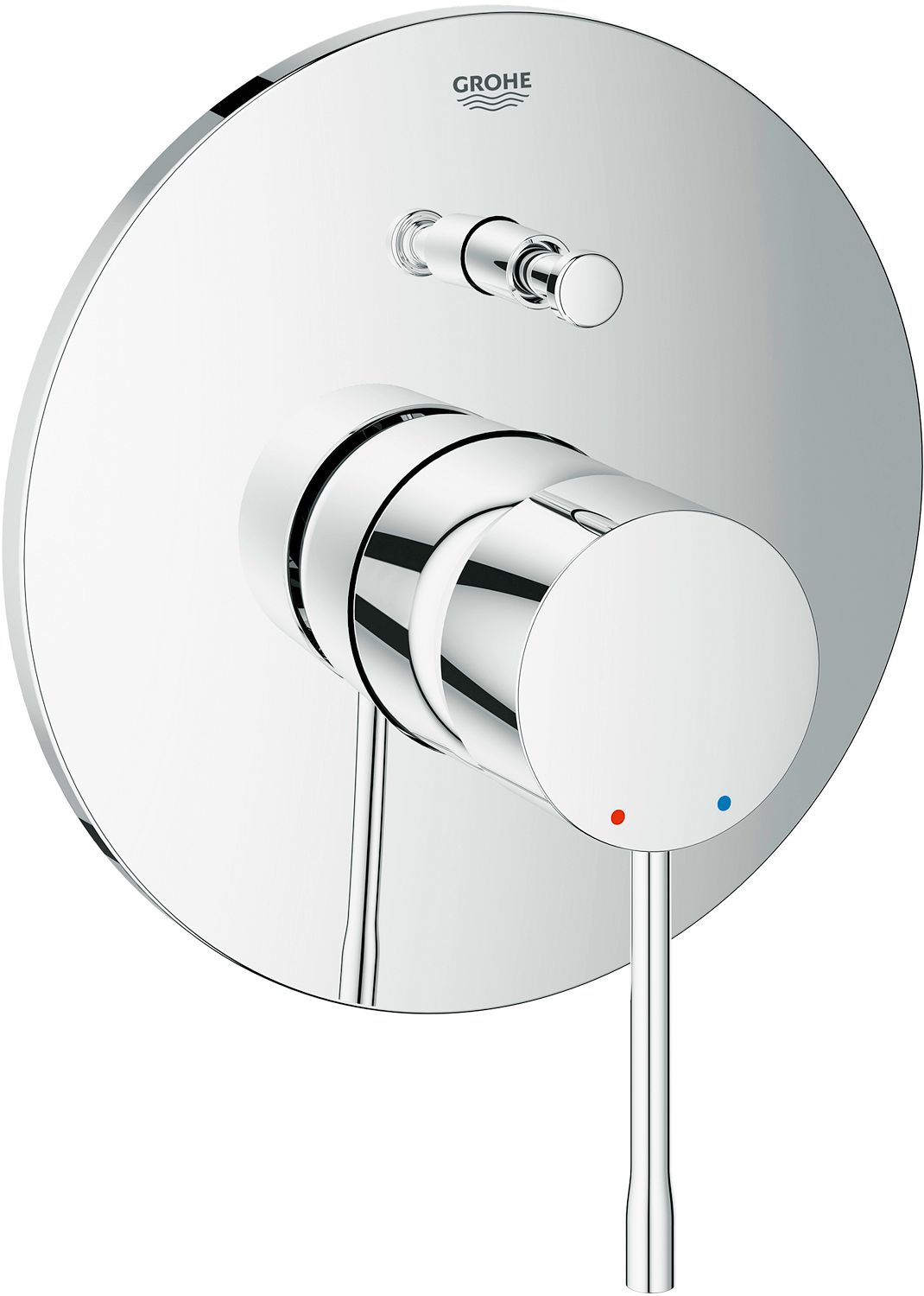 SET DE FIN.BAIN ESSENCE NEW GROHE CHROME