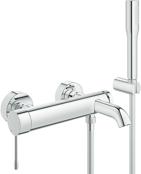 MENGKRAAN BAD ESSENCE NEW GROHE VOLL.CHR