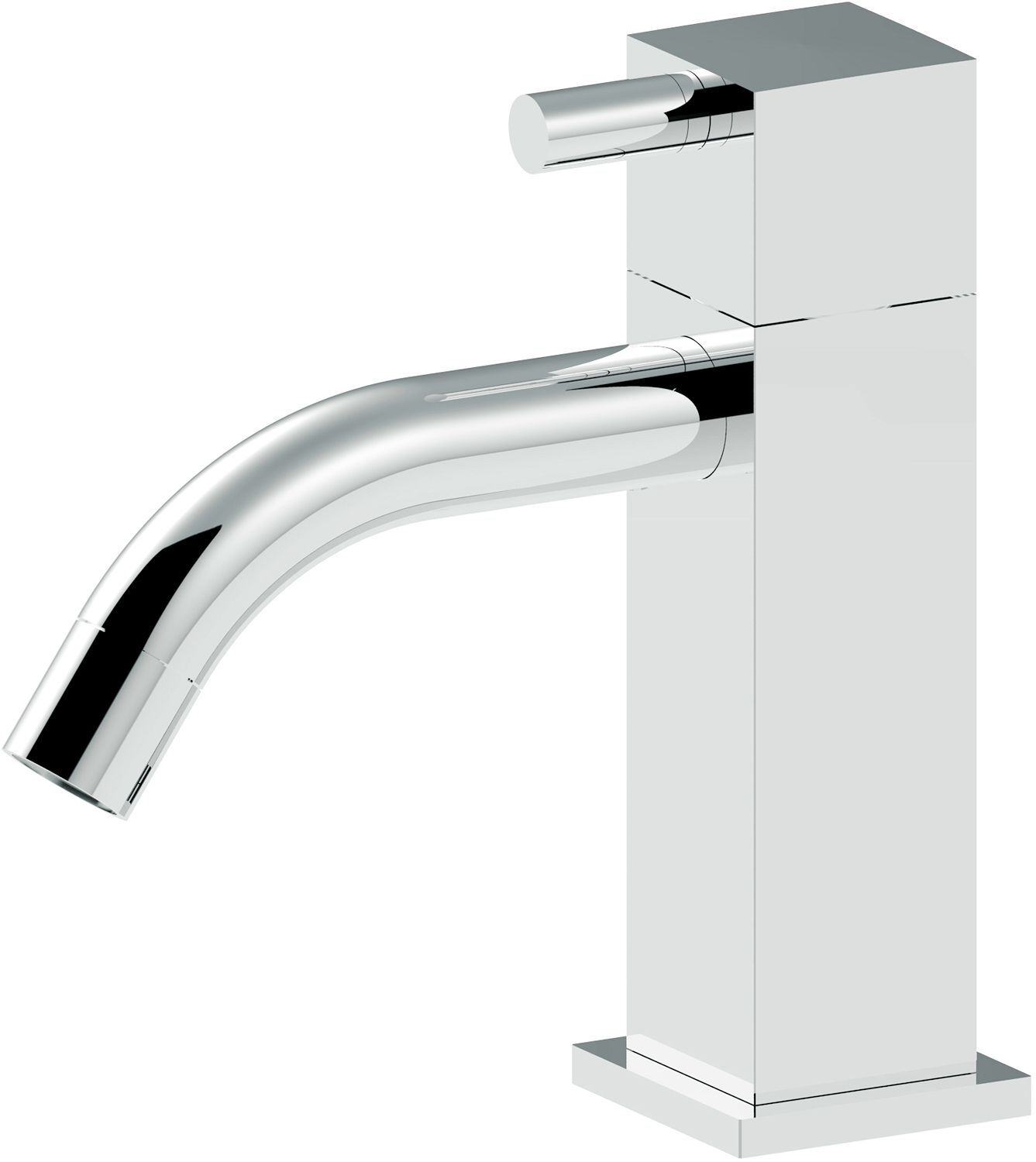 ROB.EAU FROID ELLE/LEVEL CHROME