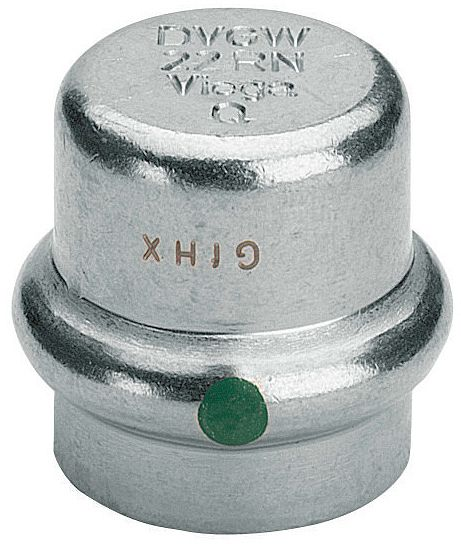 STOP 28 MM SANPRESS INOX VIEGA