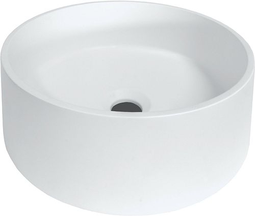 COM/MOL LAV.OP.ROND 36CM Z.OVERL.SOLID W