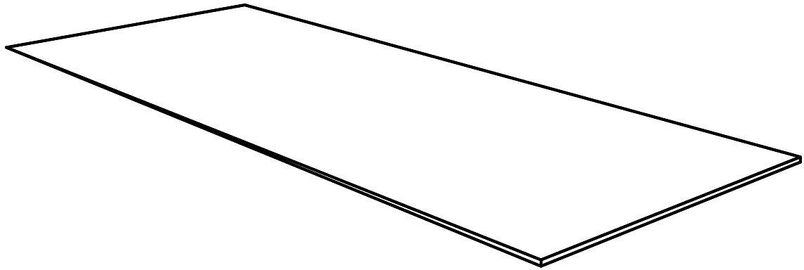 TABL.V.OPB.LAV.COMBO/MOL.180X50 SOLID W