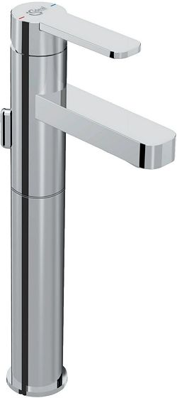MELANGEUR LAVABO HAUT GIO IS V.A.CHROME