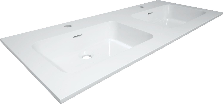 TABL.COMBO/MOLTO 180X50CM 2LAV.KUNSTM.W