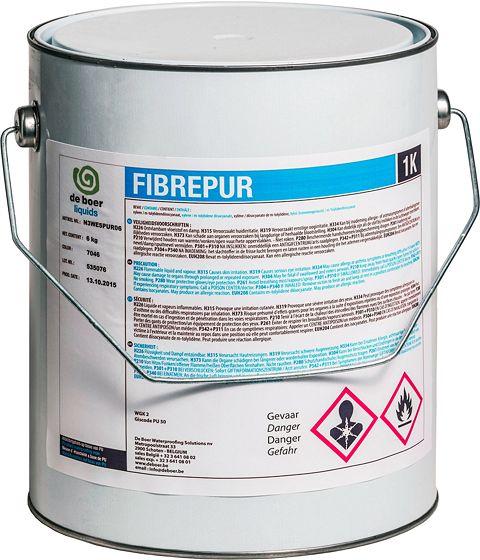 FIBREPUR 1COMPONENT DEBOER 6KG GRIS