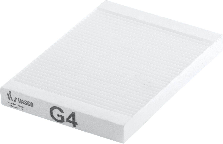FILTERSET G4 V.VENT.UNIT D150EP II VASC.