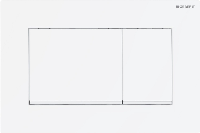 DUWPLAAT 2-TOETS SIGMA30 CHROOM-HOOGGL
