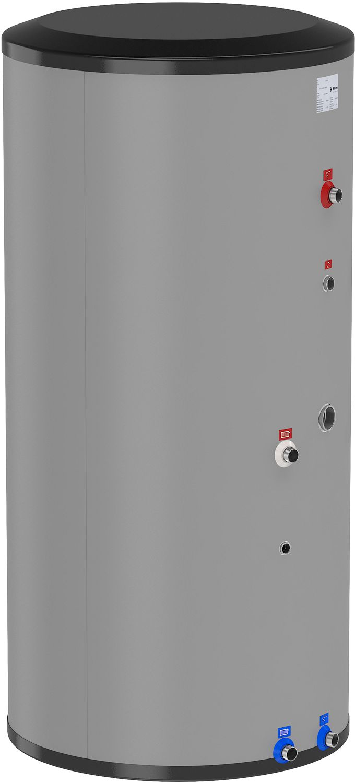 CV BOILER INOX FLAMCO 300L VERTICAAL WIT
