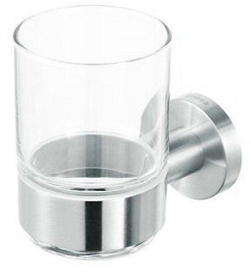 GLAS+HOUDER WAND NEMOX GEESA INOX