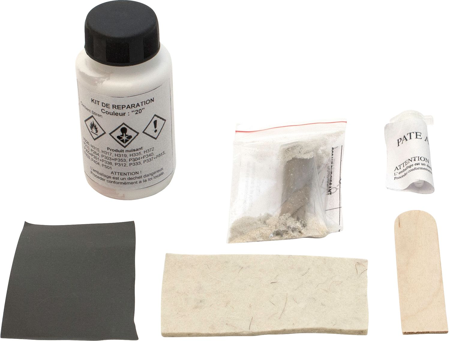 KIT DE REPARATION SOLID